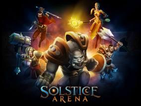 Solstice Arena Cover