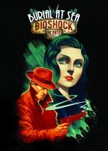 BioShock Infinite: Burial at Sea - Episode 1 cd cover