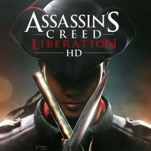 Assassin's Creed Liberation HD dvd cover