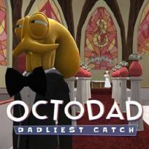 Octodad: Dadliest Catch poster