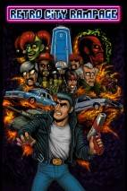 Retro City Rampage dvd cover