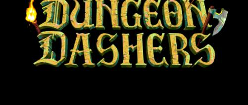 Dungeon Dashers dvd cover
