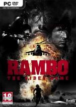 Rambo: The Video Game poster
