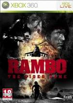 Rambo: The Video Game dvd cover