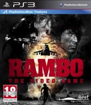 Rambo: The Video Game cd cover