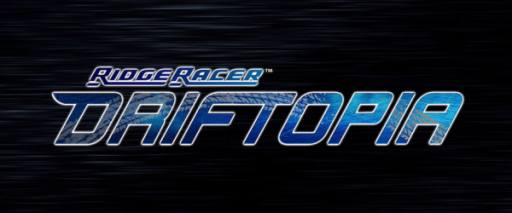 RIDGE RACER™ Driftopia dvd cover