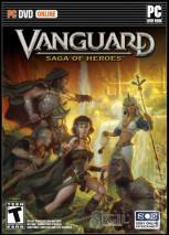 Vanguard: Saga of Heroes Cover