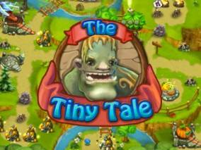 The Tiny Tale poster