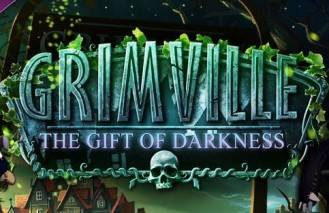 Grimville: The Gift of Darkness dvd cover