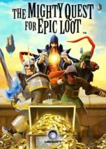 The Mighty Quest for Epic Loot dvd cover