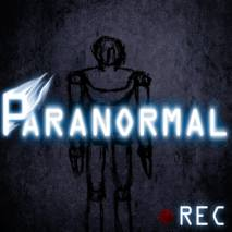 Paranormal dvd cover