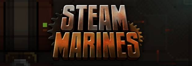 Steam Marines Cover