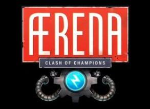 Aerena: Clash of Champions dvd cover