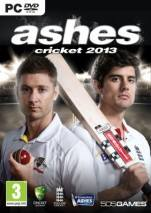 Ashes Cricket 2013 dvd cover
