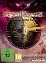 Spellforce 2: Demons Of The Past dvd cover