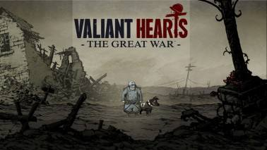 Valiant Hearts: The Great War poster