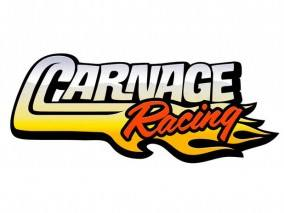 Carnage Racing dvd cover