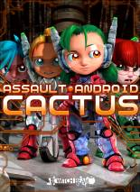 Assault Android Cactus dvd cover
