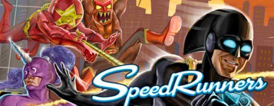 SpeedRuners Cover