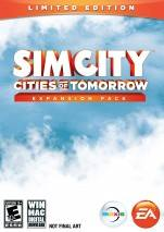 SimCity: Cities of Tomorrow dvd cover