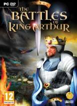 The Battles of King Arthur dvd cover