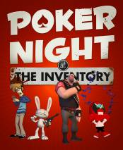 Poker Night at the Inventory Cover