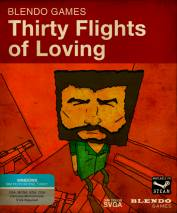 Thirty Flights of Loving dvd cover
