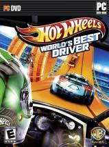 Hot Wheels™ World's Best Driver™ dvd cover