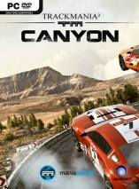 TrackMania 2 Canyon poster