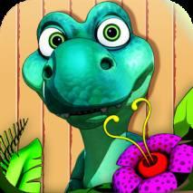 Talking Dinosaur dvd cover