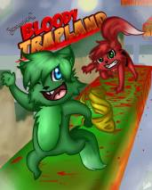Bloody Trapland dvd cover