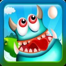 Egg Monster dvd cover
