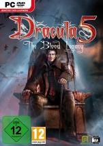 Dracula 5: The Blood Legacy dvd cover
