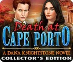 Death at Cape Porto: A Dana Knightstone Novel dvd cover