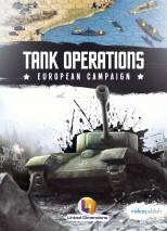 Tank Operations: European Campaign dvd cover