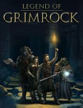 Legend of Grimrock dvd cover