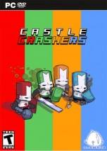 Castle Crashers dvd cover