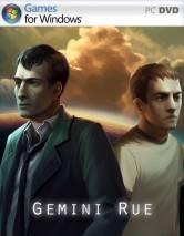 Gemini Rue dvd cover