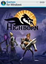 Highborn dvd cover