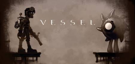 Vessel dvd cover