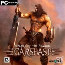 Garshasp: Temple of the Dragon Cover