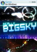 Really Big Sky dvd cover