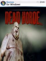 Dead Horde dvd cover