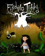 Finding Teddy dvd cover