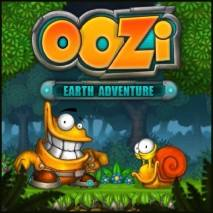 Oozi: Earth Adventure dvd cover