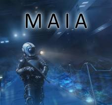 Maia dvd cover