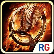 Hunger Games: Panem Run dvd cover