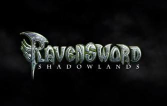 Ravensword: Shadowlands dvd cover