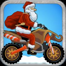 Santa Rider - Racing Game dvd cover