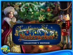 Christmas Stories: Nutcracker Cover